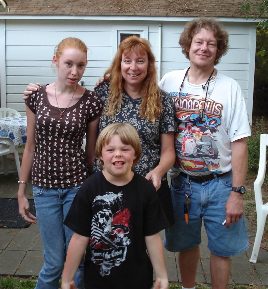 Becky Deal Miller's Family