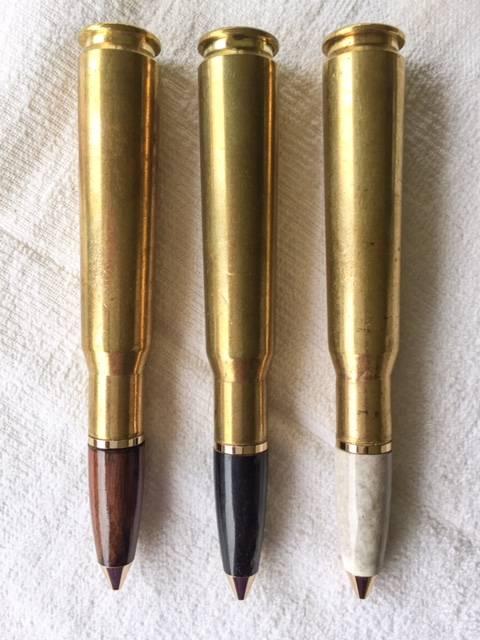50 Cal pens