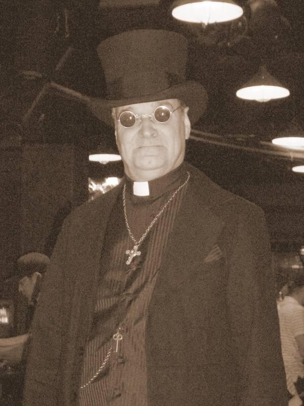 Father Plenny O'Steam