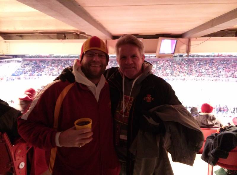 Picture w/ Bill Fennelly
