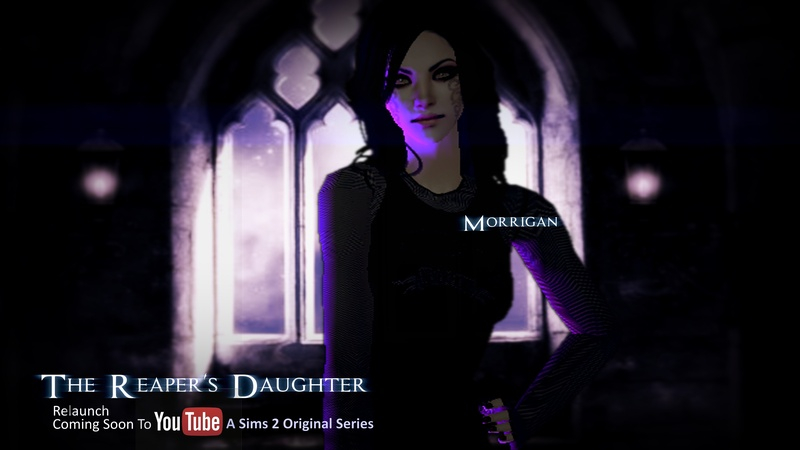 The reaper's daughter (Sims 2 V.O Series)