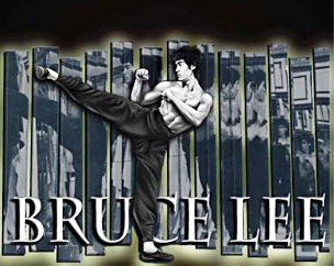 Bruce Lee ,Mirrors