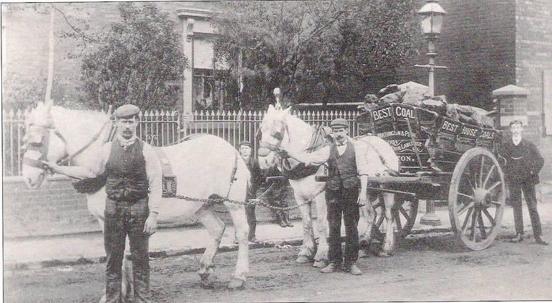 Tipton Coalmen.1900s