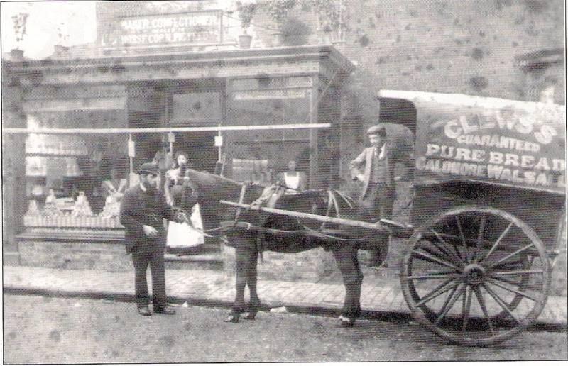 Walsall. 1900s