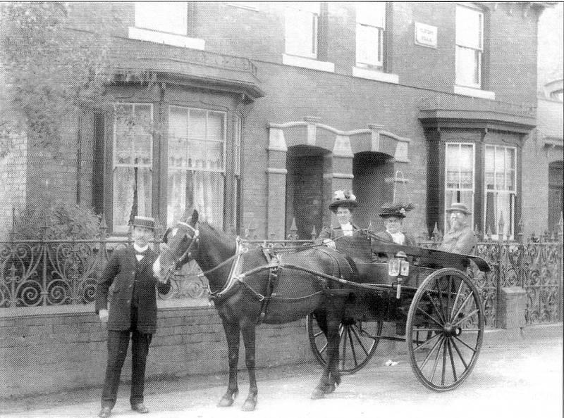 Wednesbury. 1906.