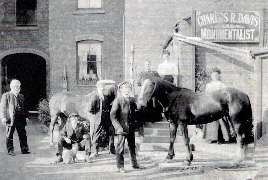 Old Hill. c1906.