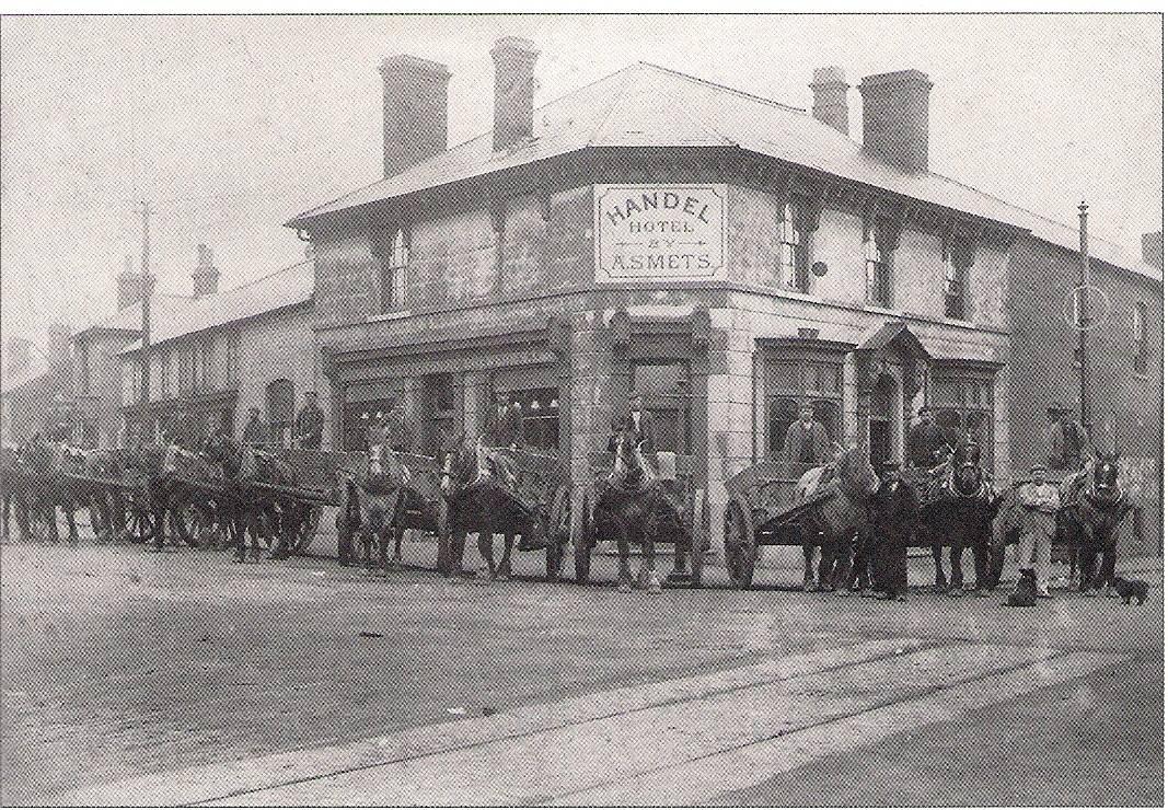 Blackheath. 1890s.