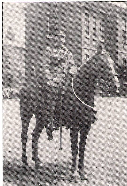 War Horse. 1915.