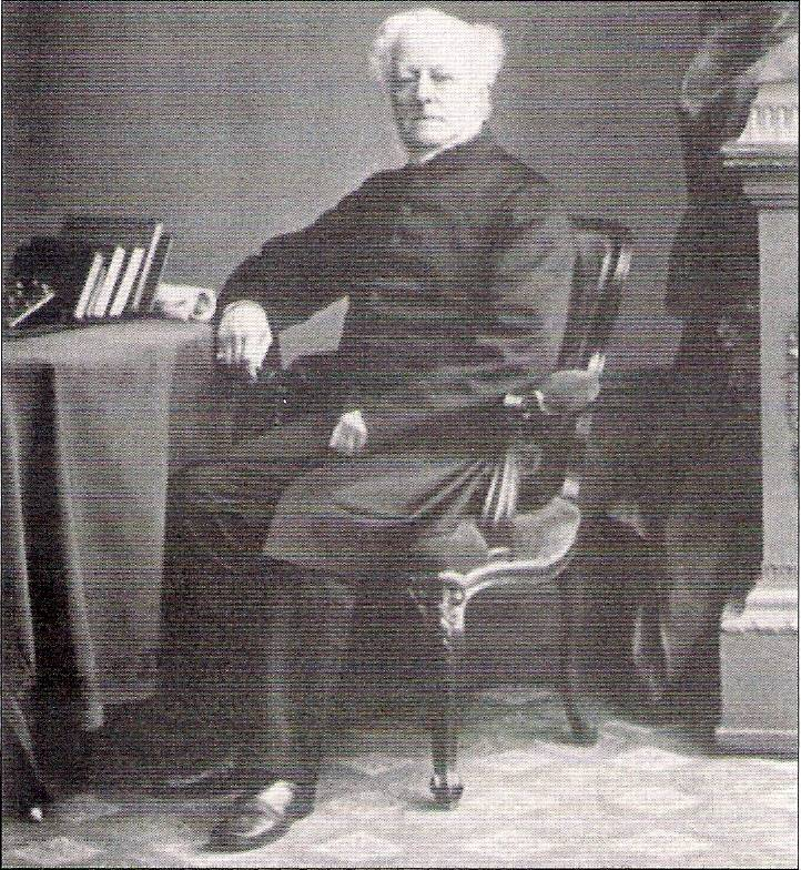 Dr William Penny Brookes.