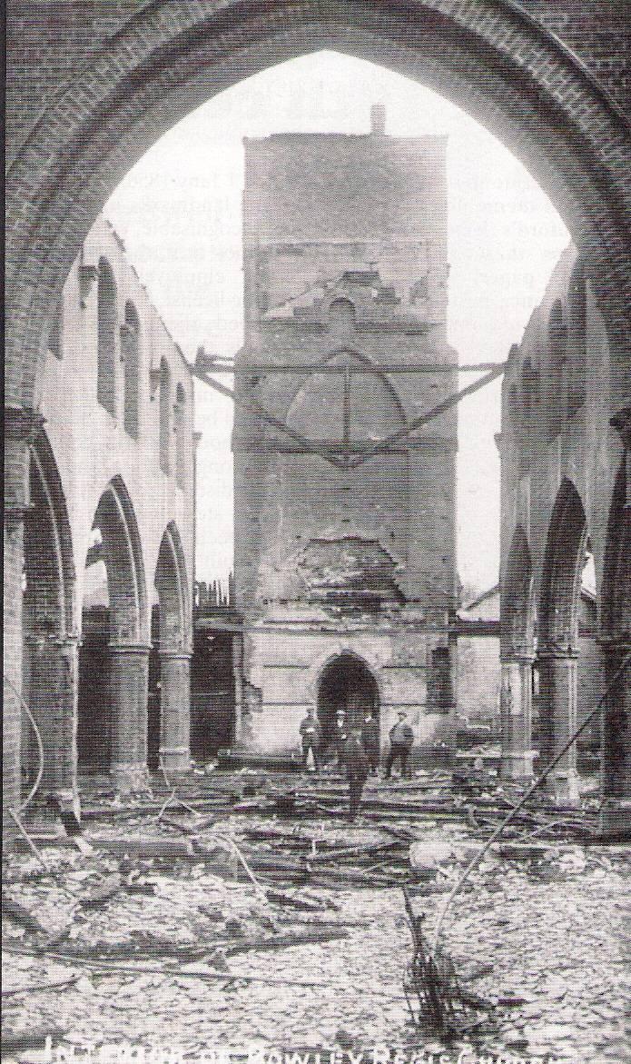 Rowley Church. 1913.