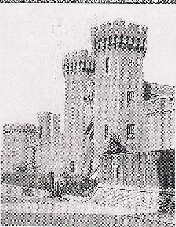 Worcester Gaol. 1926.