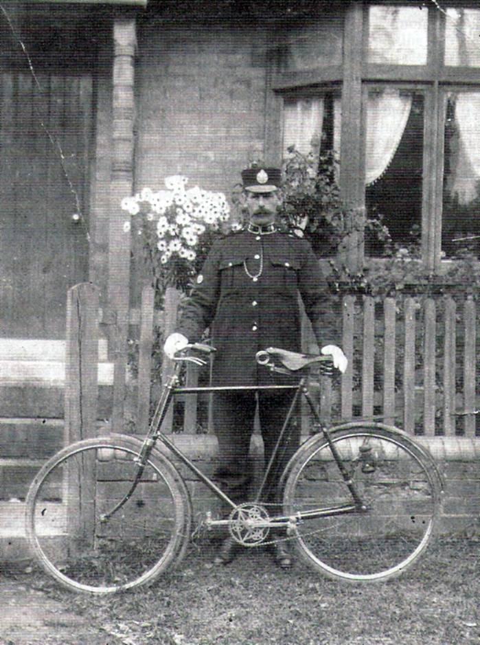 Worcestershire. c1916.
