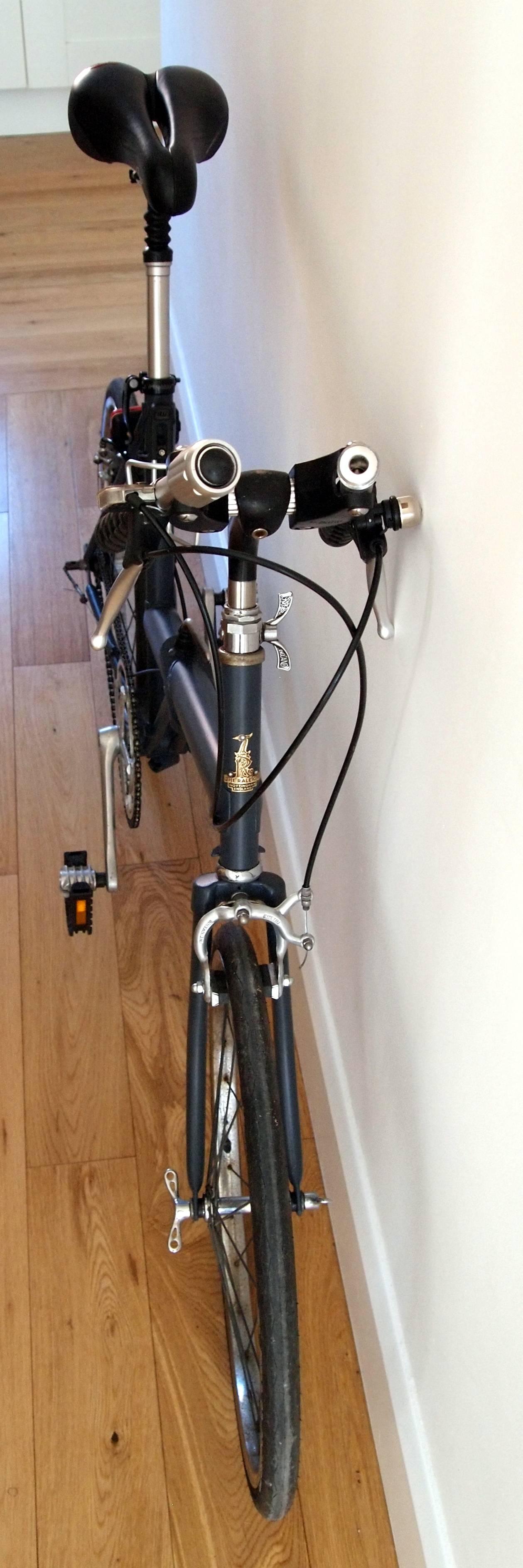 'Thin bike'