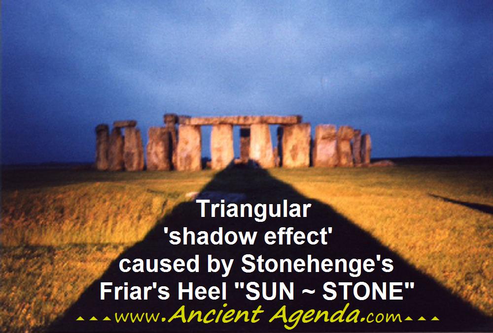 Stonehenge's megalithic correlaltion