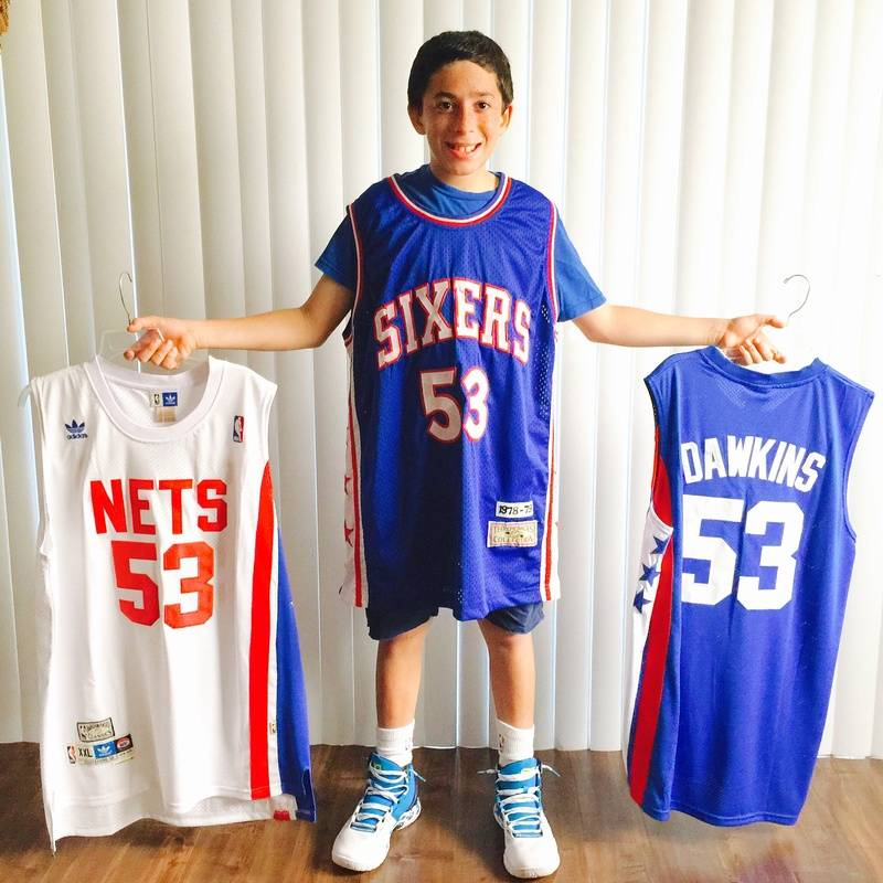 The Jerseys old Darryl Dawkins