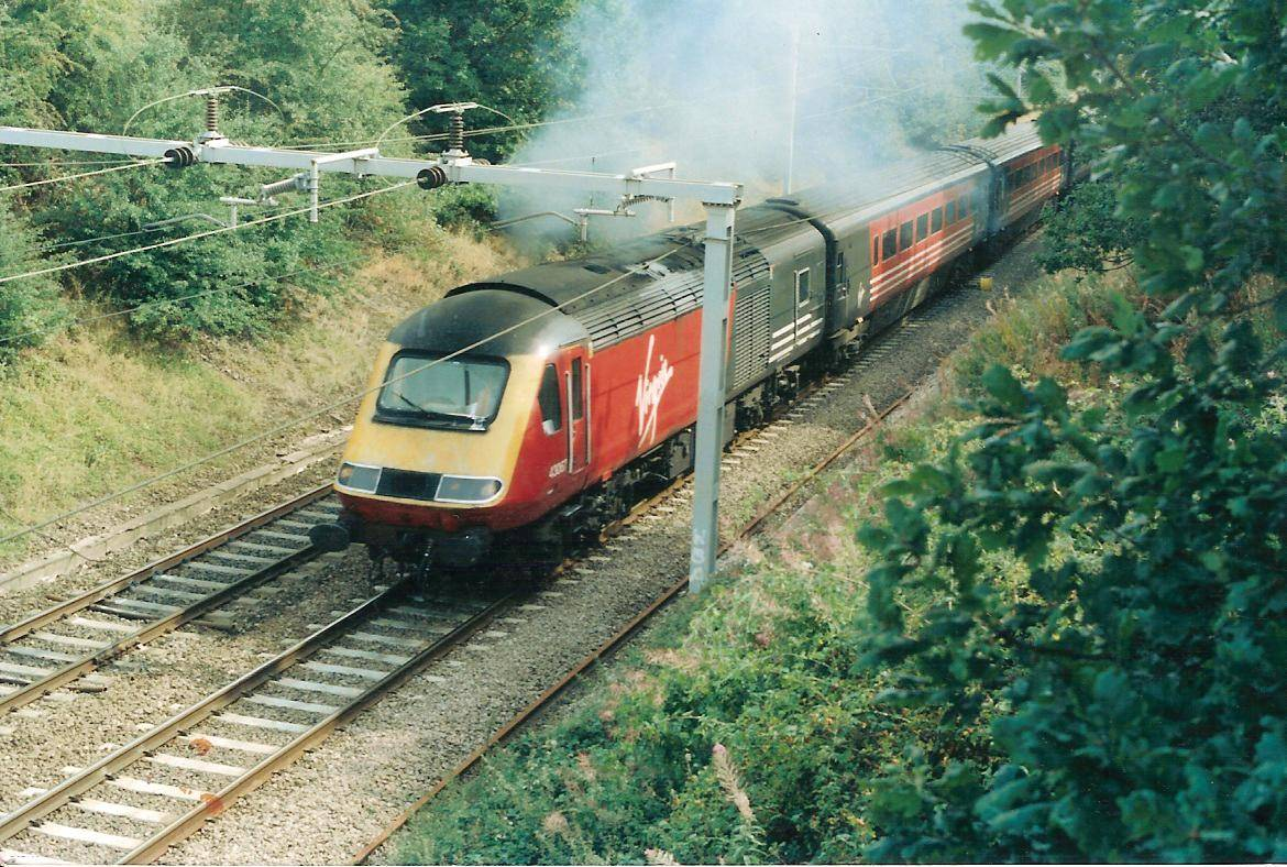 43 067 Virgin Trains, 1998