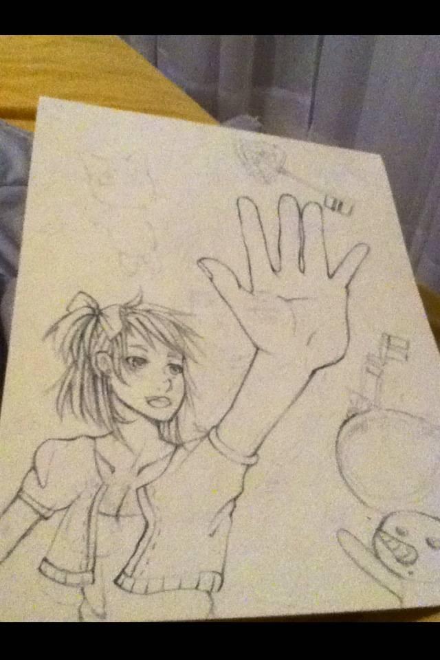 Lucy Heartfilia wip