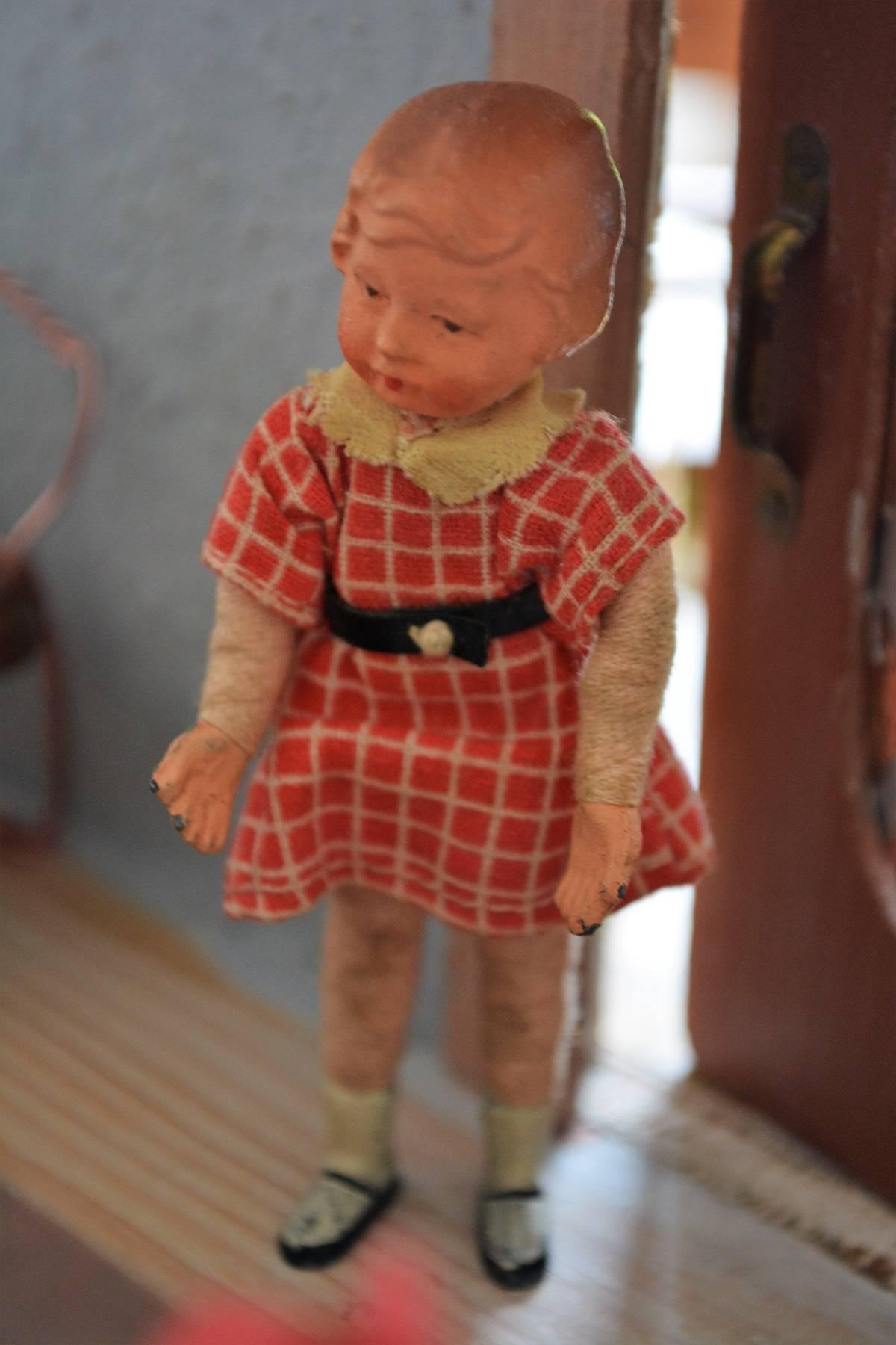 1930s Caho doll