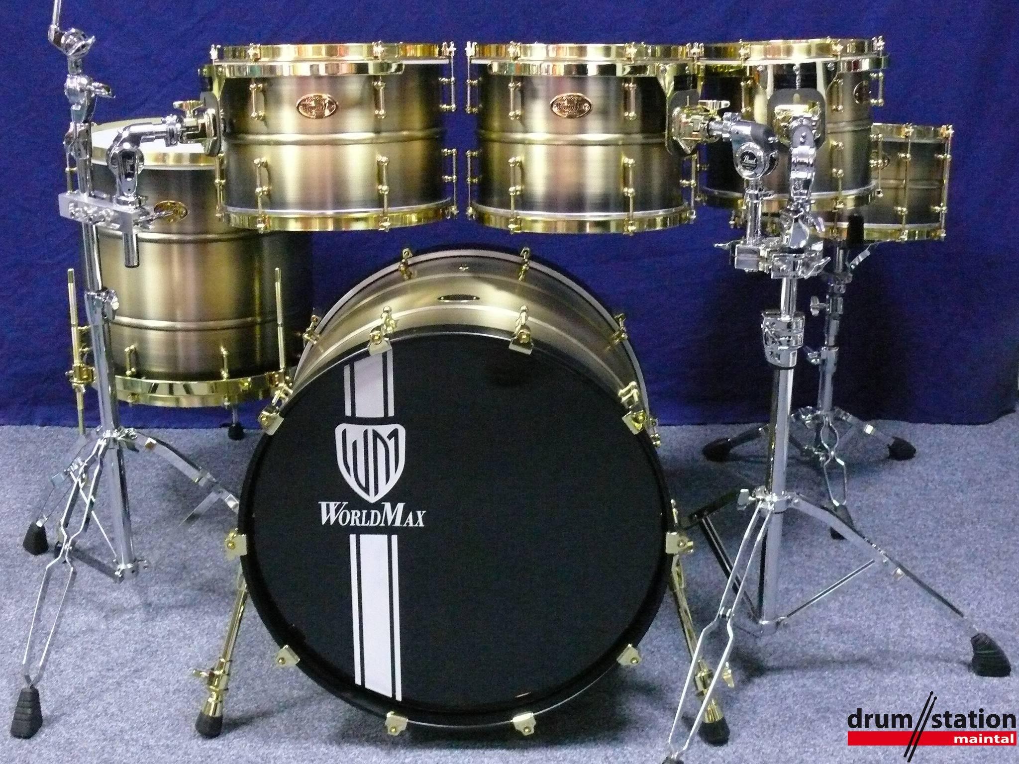 Worldmax brass kit