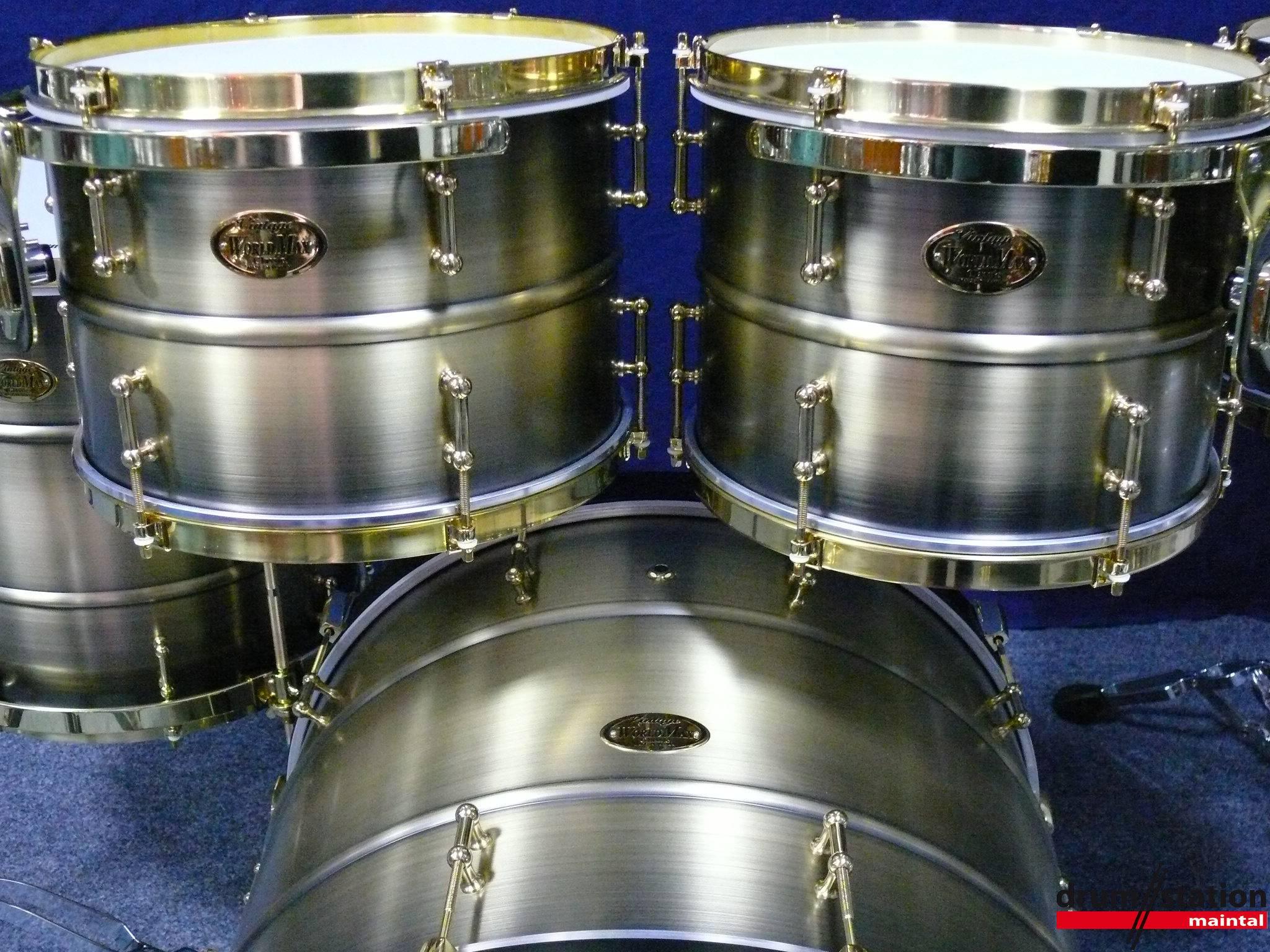 Worldmax brass kit, detail 2