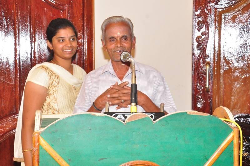 Felicitation speech