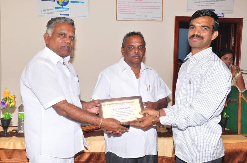 Honor to Mr. Gopalakrishnan S