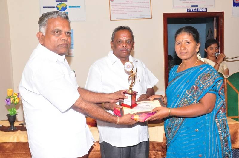 Honor to Mrs. Malavathi