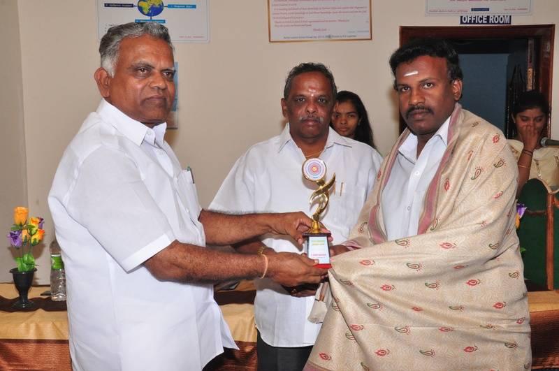 Honor to Mr. Sankar Naryanan
