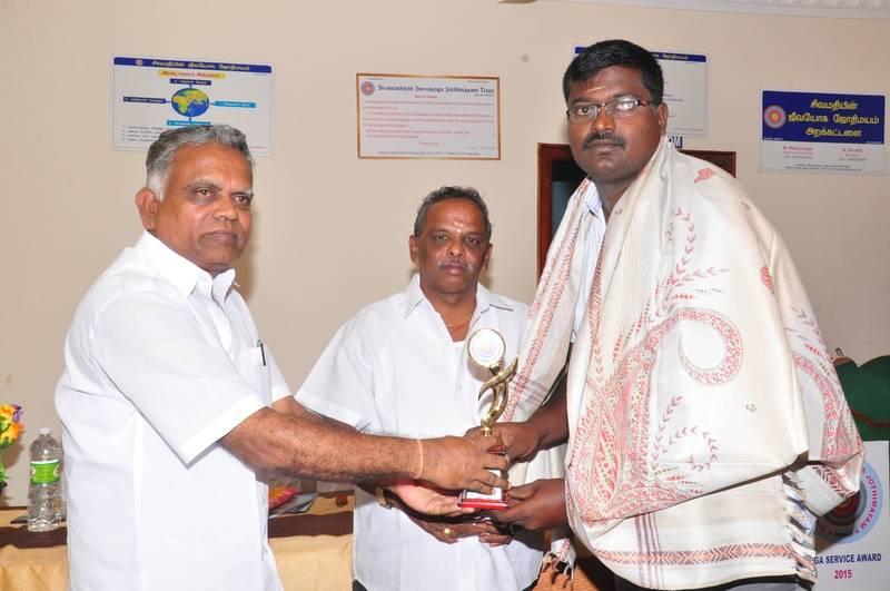 Honor to Mr. Veeramanikandan