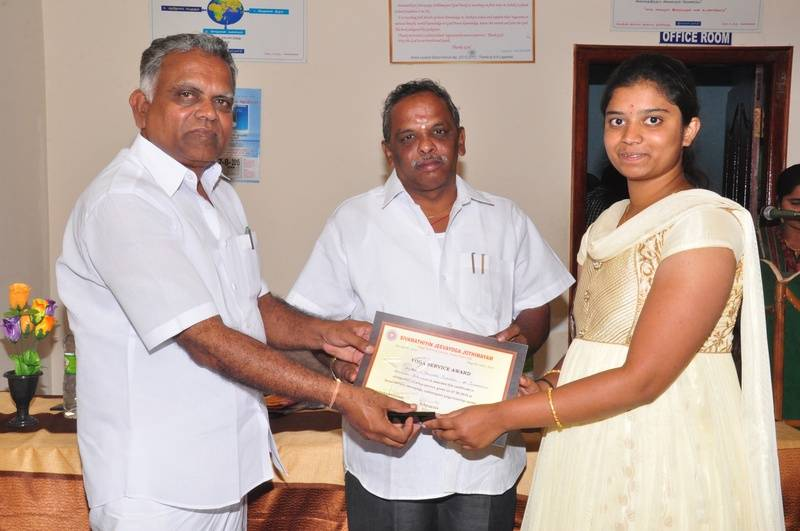 Honor to Ms. Pavithra