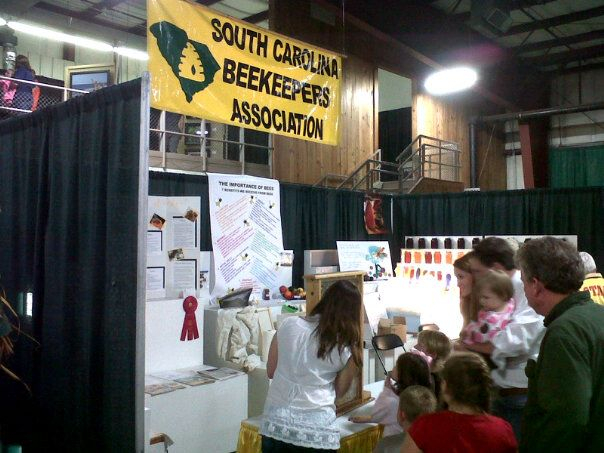 Most visited booth