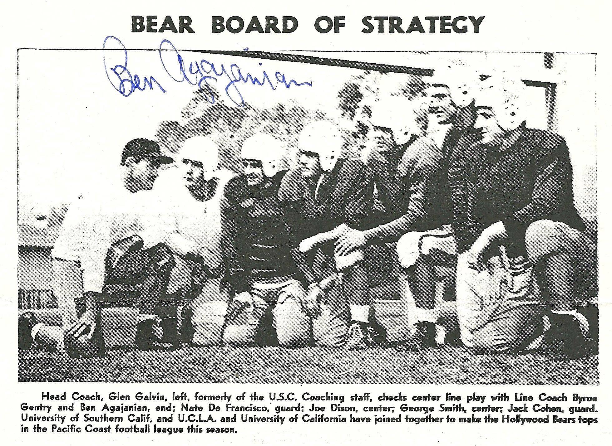 1946 Hollywood Bears