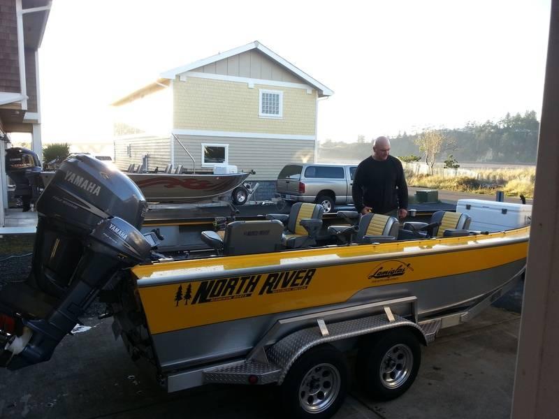 That Dam Yellow Boat