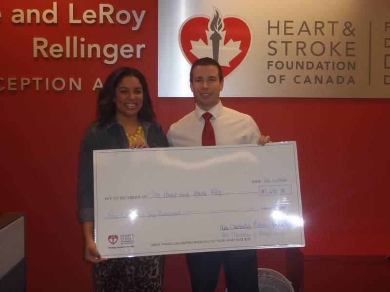 Heart & Stroke Campaign