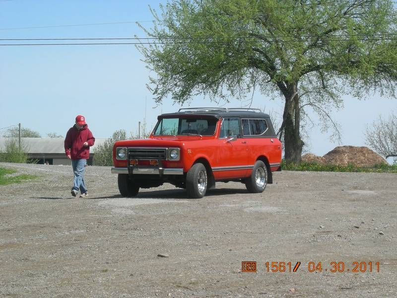 1977 Scout