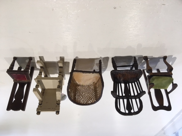 Assorted chairs
