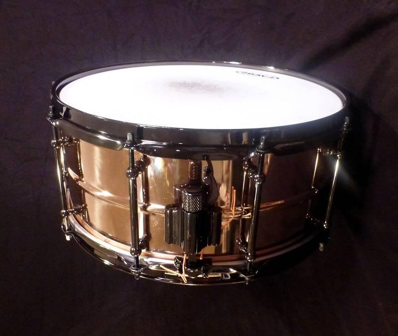 """Pearl Bronze Sensitone 6.5"""""""