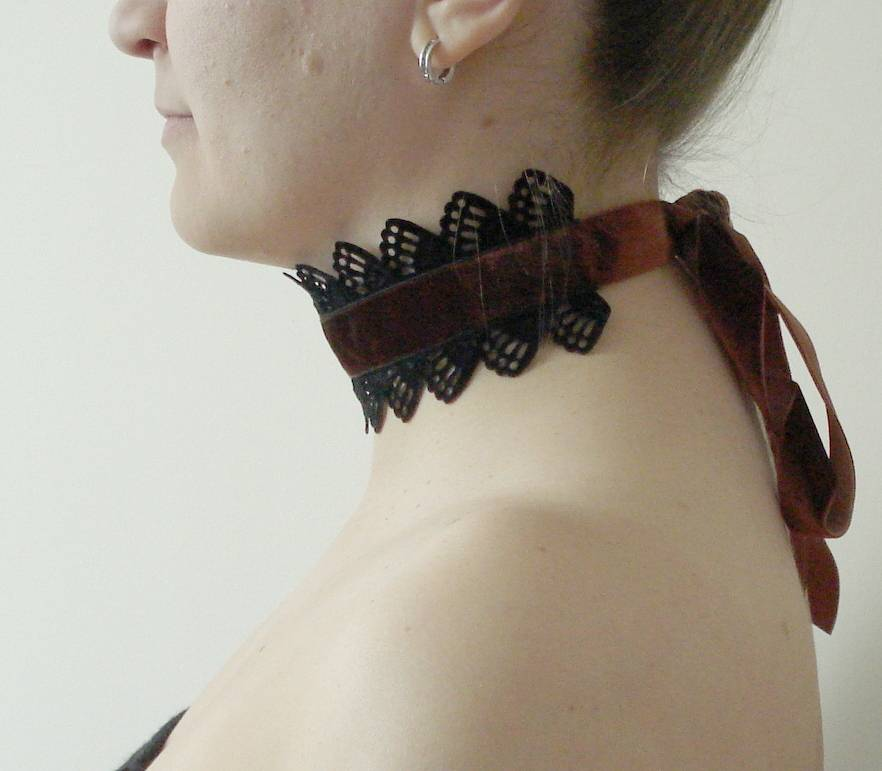 The Catherine Choker in Rust