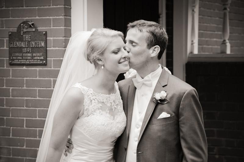 Barker-Foote Wedding