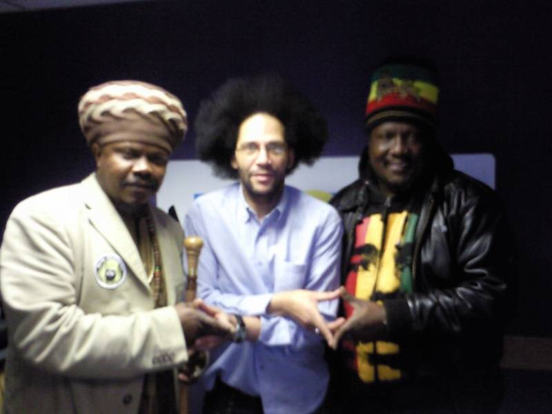 Luciano, Wayne Irie, Mikey General