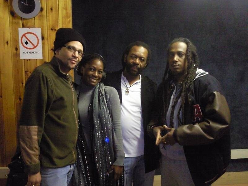Wayne Irie, Sheema Mcgregor, Maurice judah (Sting Ray) Tenor Star