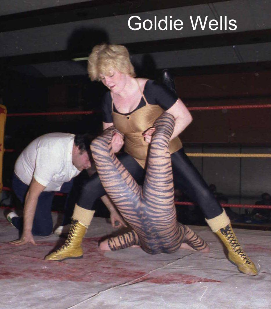 Goldie Wells