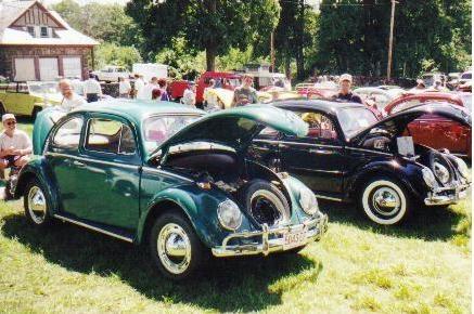 the first Volks-Vair Fair 2000