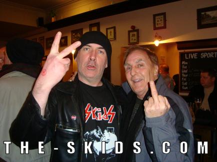 Malc and Tom Kellichan