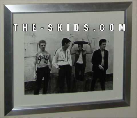 Early Skids Photo