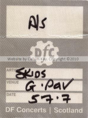 Skids Glen Pavilion 05.07.07 A/S