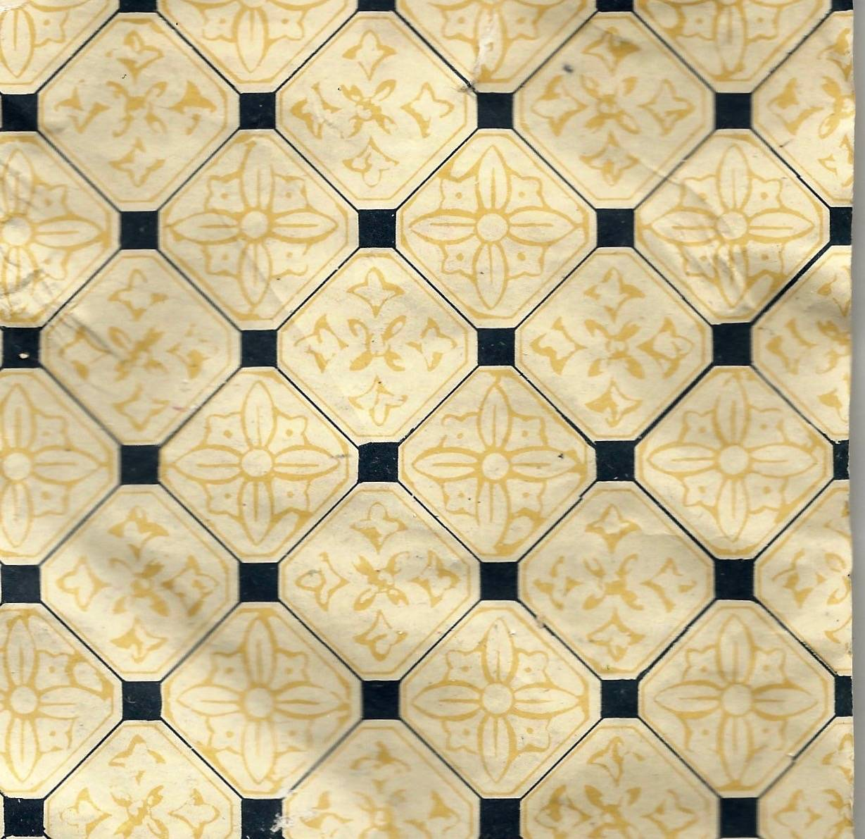 Patterned tile Pic 1