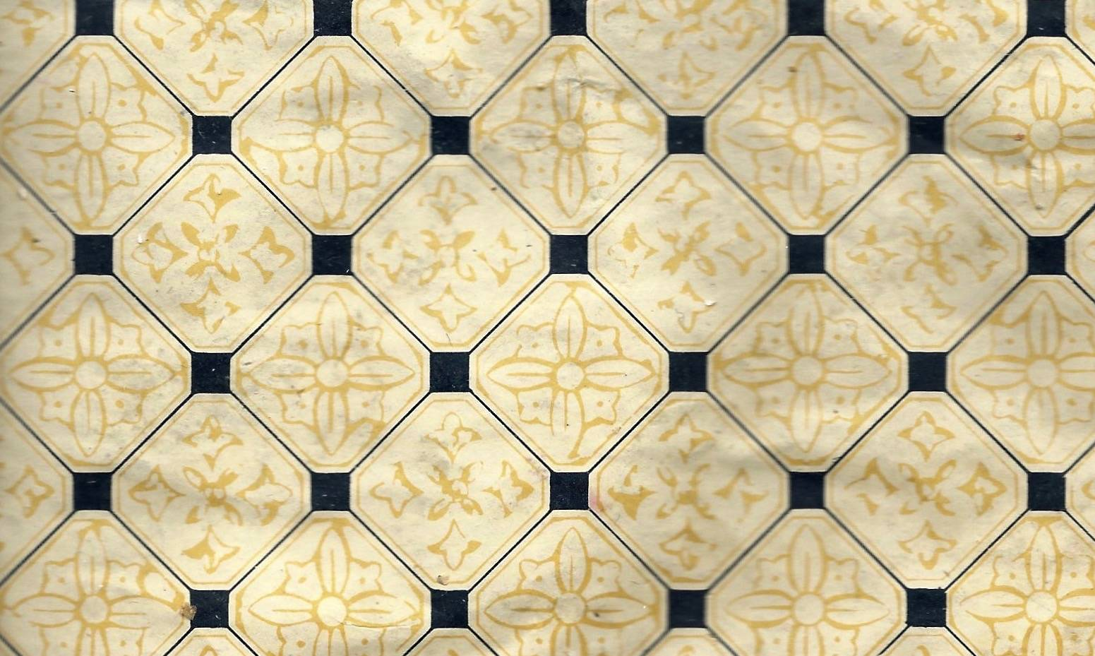 Patterned tile Pic 2