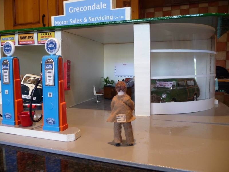 Now a fully-qualified solicitor, Bernard has decided the time has come to buy a car.