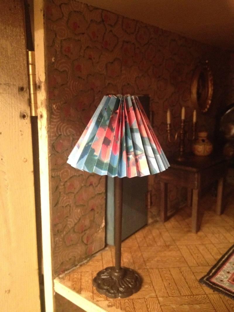 First Advent Item: Lamp